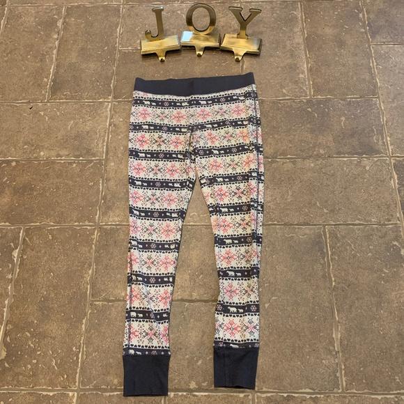 Victoria's Secret Other - Victoria Secret Super Comfy Thermal Pajama Pants